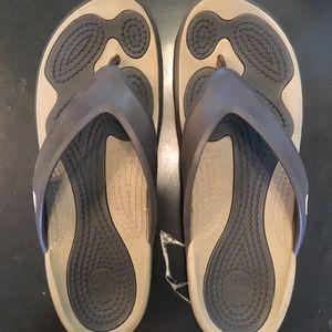 Crocs Men's Flip Flop. Good condition.